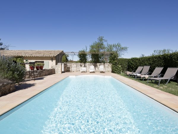 location vacances villa st remy provence piscine