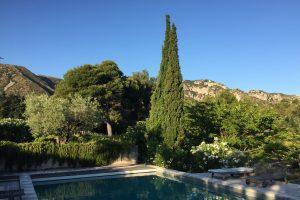 Maison 8 personnes à Saint rémy de Provence, Alpilles, piscine, locations saisonnières en Provence