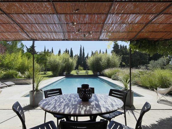 location vacances villa luxe st remy provence