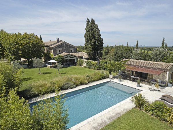 location vacances villa luxe st remy provence