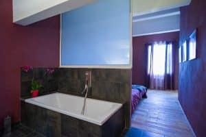 Salle de bain du Petit Mas