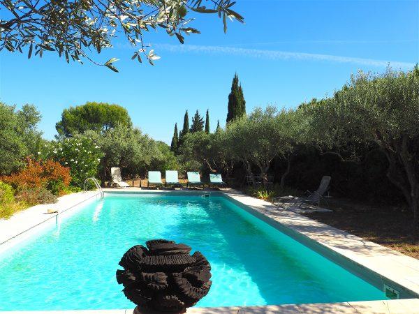 location vacances villa st remy provence