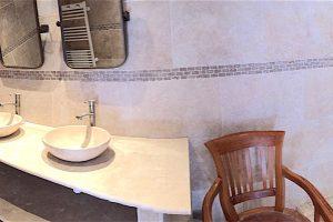 Salle d'eau du rez dechaussée