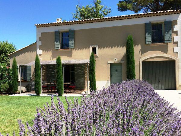 location villa vacances st remy provence