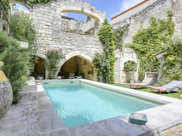 location villa vacances provence tarascon