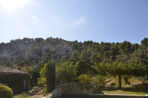 location villa vacances baux provence alpilles