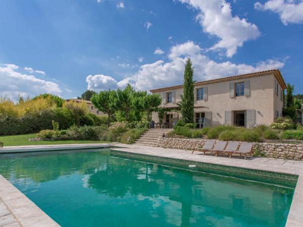 location villa vacances aix provence