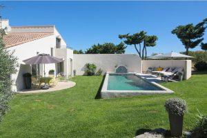 location maison villa vacances saisonniere fontvieille piscine