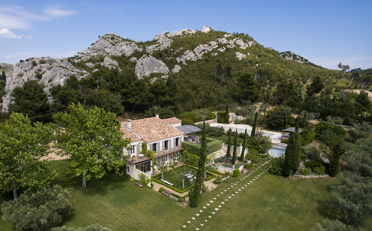 luxury properties south france vacation