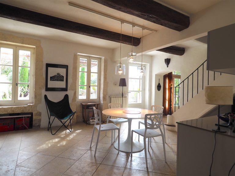 location villa charme alpilles