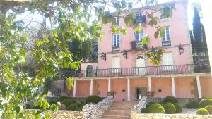 location maison luxe saint remy provence alpilles