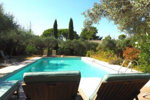 location maison villa vacances saisonniere saint remy piscine