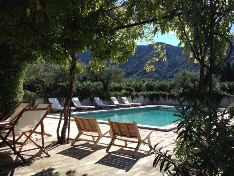 location saisonniere maison saint rémy provence