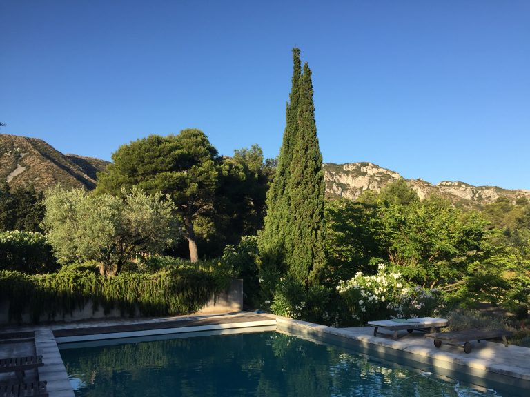 location villa luxest remy provence