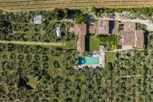 location maison luxe vacances saisonniere saint remy piscine