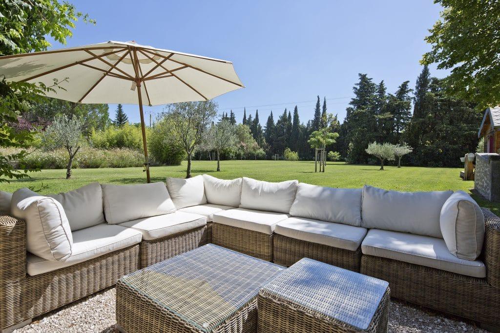 Location vacances luxe charme saint remy de provence alpilles for Location luxe vacances