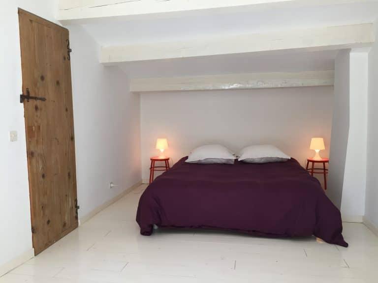 location maison charme alpilles chambre
