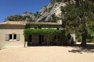 location maison luxe vacances saint remy provence piscine