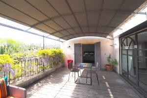 location vacances villa standing saint remy provence
