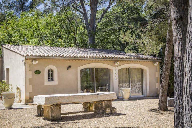 Location villa vacances saint remy provence