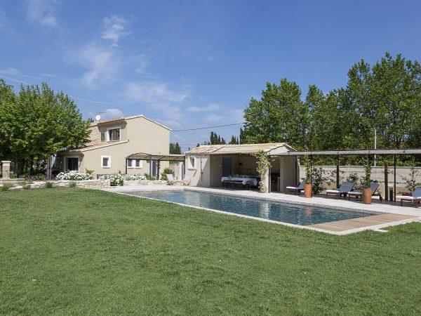 Location maison vacances Saint Remy de Provence