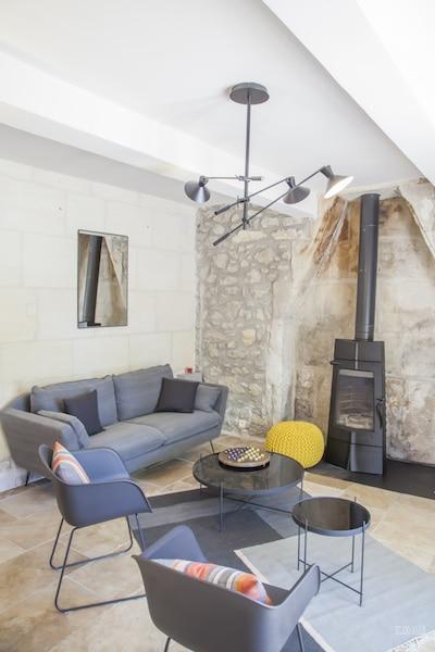 Location villa vacances saint remy provence alpilles