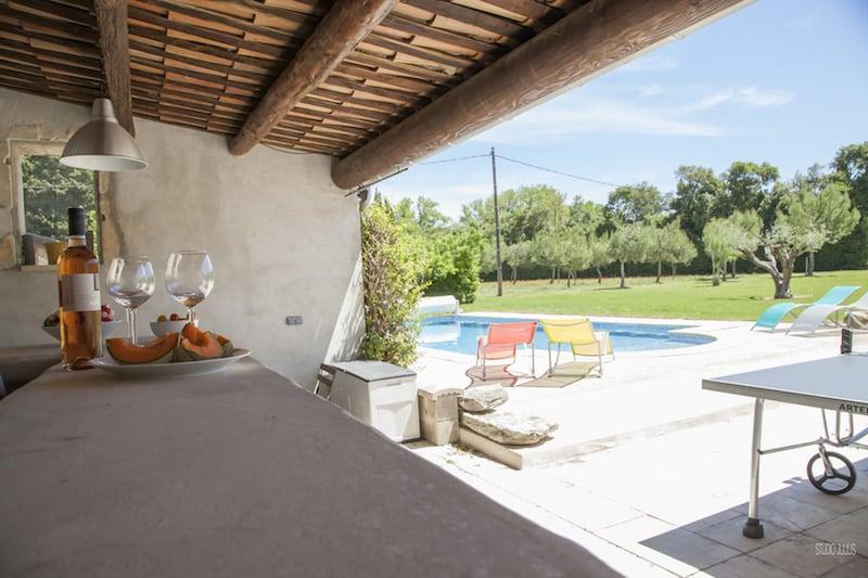 holiday villa provence