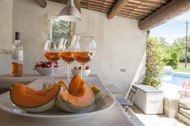 Location maison vacances saint remy provence
