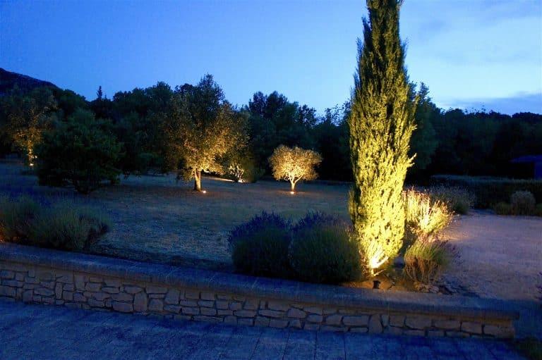 location villa luxe vacances Eygalières