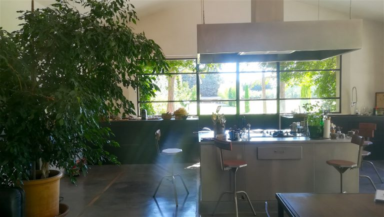location maison vacances piscine Eygalières