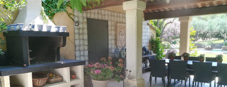 location saisonniere villa luxe saint remy provence
