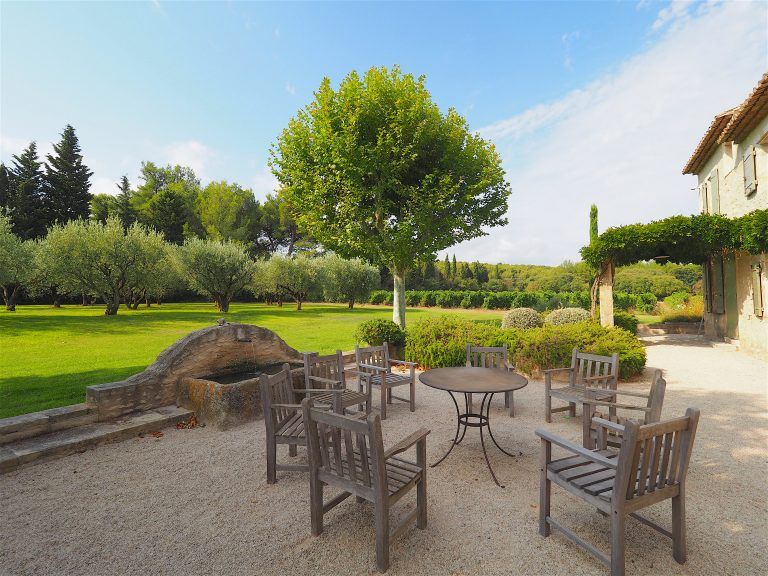 location villa vacances provence