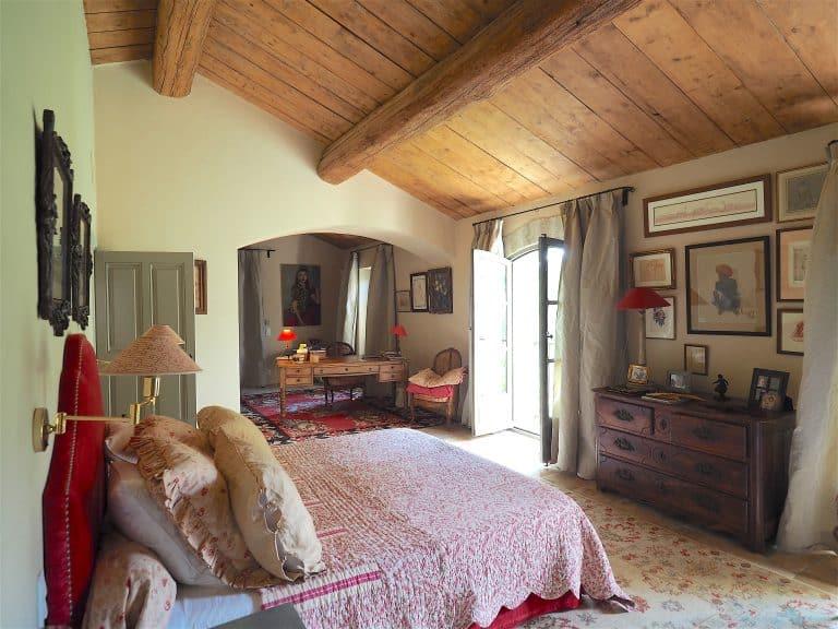 maison luxe eygalieres vacances