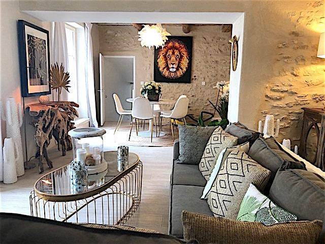location villa luxe gordes