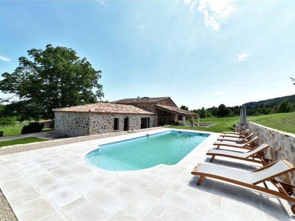 location vacances maison var piscine