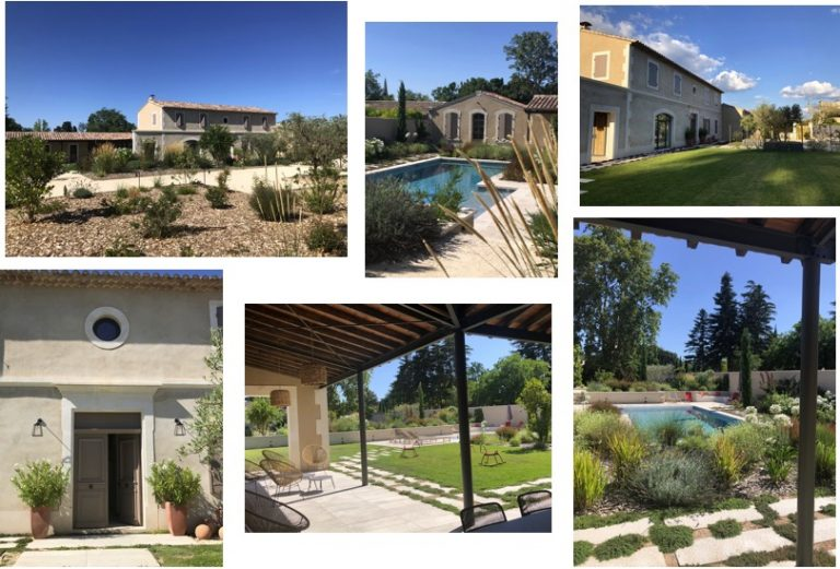 Location vacances luxe st rémy provence