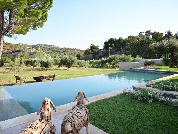 location vacances villa maussane alpilles