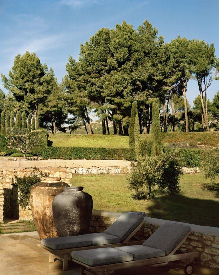 villa vacances standing alpilles