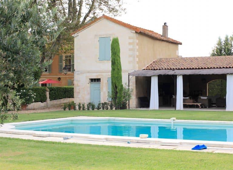 mas prestige piscine provence