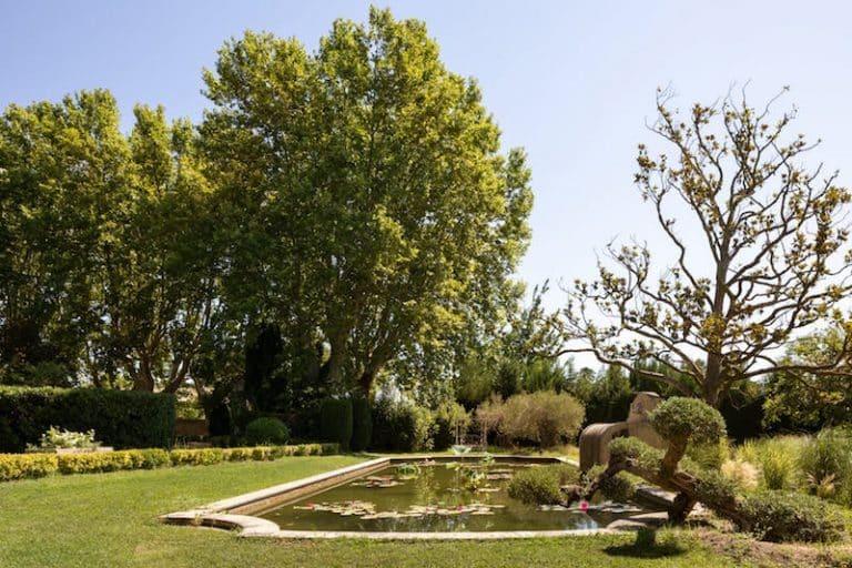 villa standing vacances alpilles