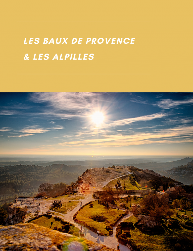 holiday home alpilles