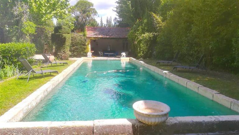 maison vacances saint remy provence