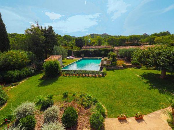 provence holiday homes pool