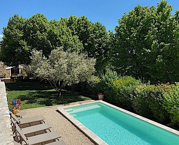 villa vacances piscine Provence