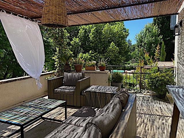 villa vacances luberon Provence