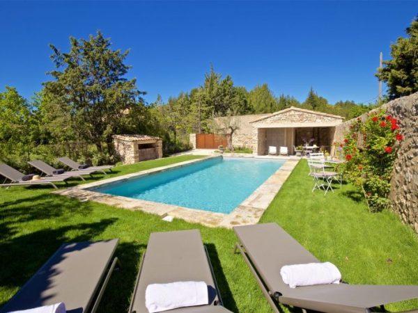 holiday villa south france