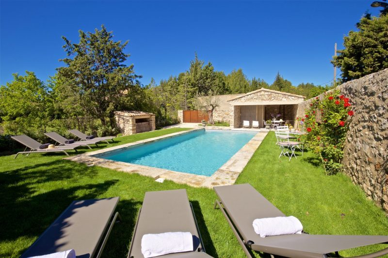 holiday villa south france