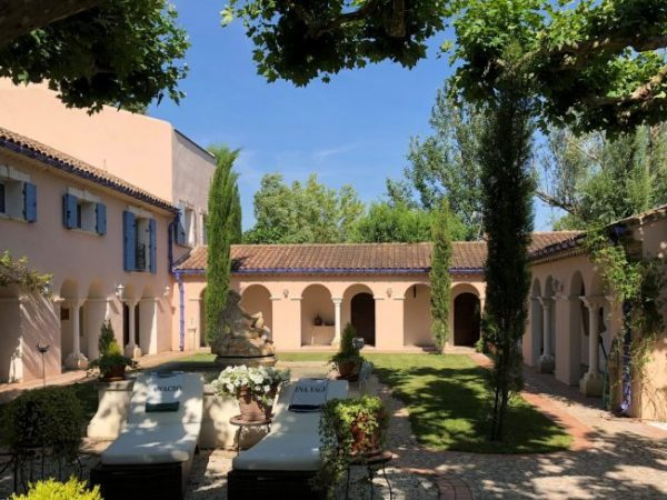 luxury rentals south france
