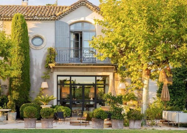 luxury vacation rentals south france
