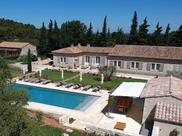 location vacances piscine provence